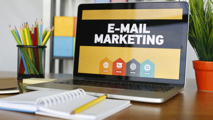 tasa de apertura en email marketing